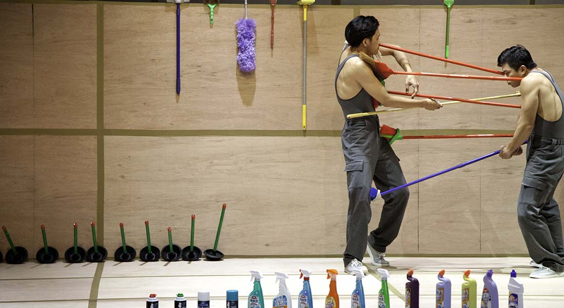 How long is now ? Avec le Formosa Circus Art par Liao Baboo - Critique sortie Théâtre Paris Théâtre Claude Lévi-Strauss.
