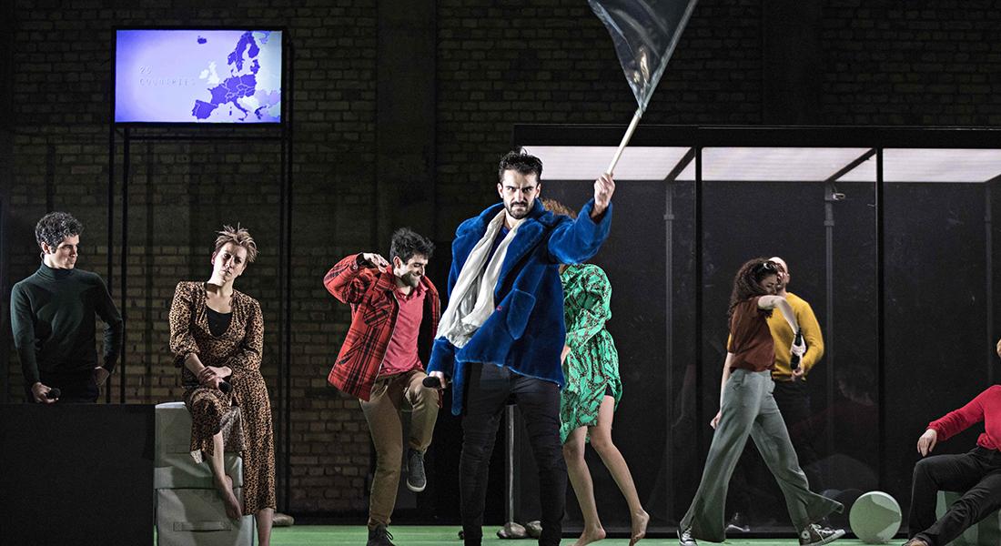 Falk Richter présente I am Europe - Critique sortie Théâtre Strasbourg Théâtre National de Strasbourg