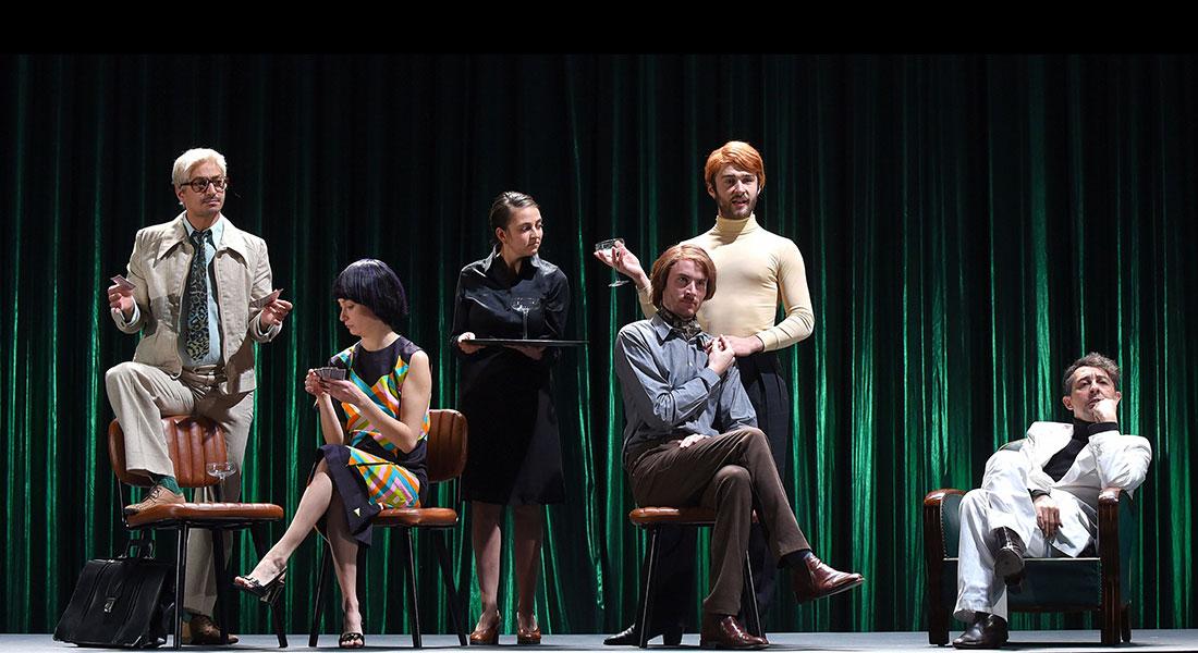 Le bonheur (n'est pas toujours drôle) de Rainer Werner Fassbinder, par Pierre Maillet - Critique sortie Théâtre SAINT ETIENNE Comédie de Saint-Etienne