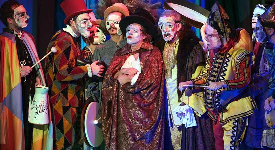 Le malade imaginaire de Molière, mis en scène par Daniel Auteuil - Critique sortie Théâtre Paris Théâtre de Paris