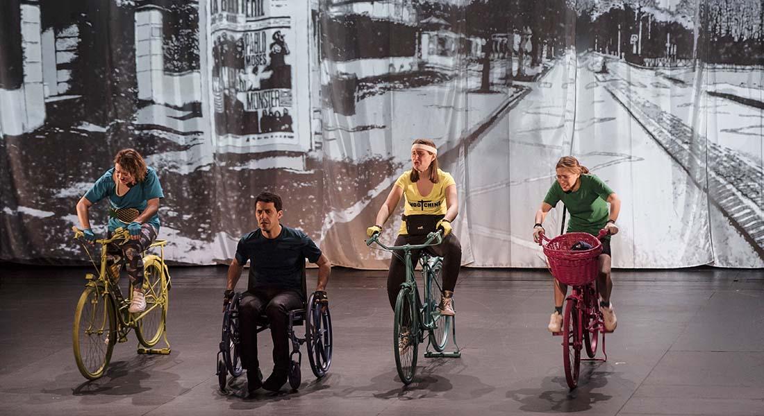 Les Petites Reines de Clémentine Beauvais par Justine Heynemann - Critique sortie Théâtre Cergy Théâtre des Arts - Nouvelle scène nationle Cergy-Pontoise/Val d'Oise