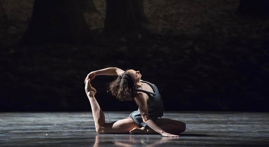 Programme Cherkaoui / Goecke / Lidberg à l'Opéra de Paris - Critique sortie Danse Paris Palais Garnier