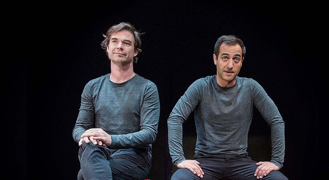 Le bois dont je suis fait de de Julien Cigana et Nicolas Devort, mis en scène par Clotilde Daniault - Critique sortie Théâtre Paris Théâtre de Belleville