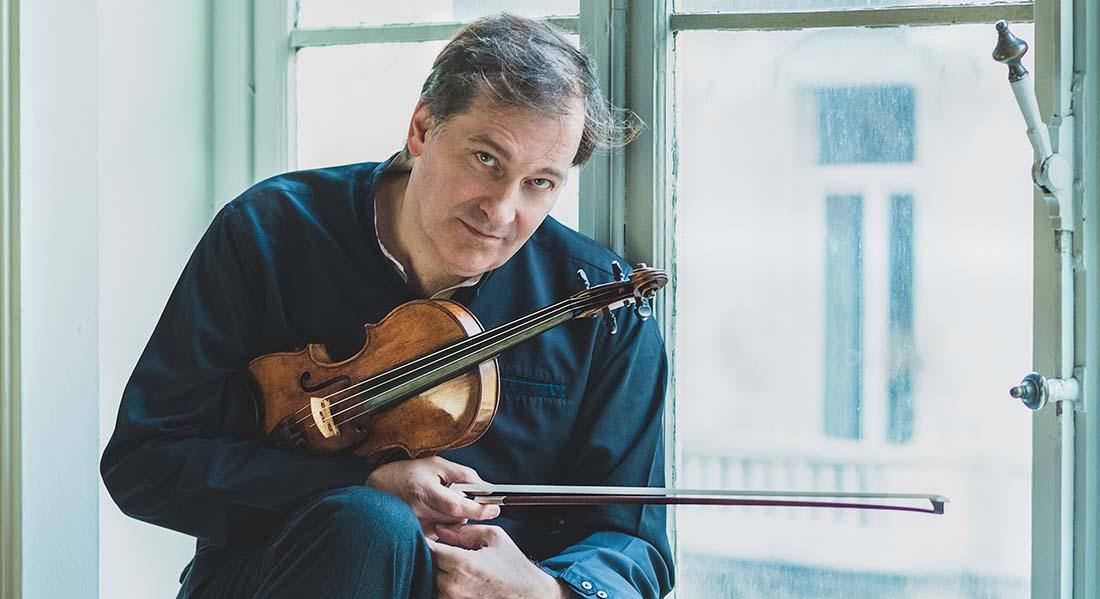 Le Printemps du violon, festival proposé par Anton Martynov et Michaël Guttman - Critique sortie Classique / Opéra Paris Centre russe
