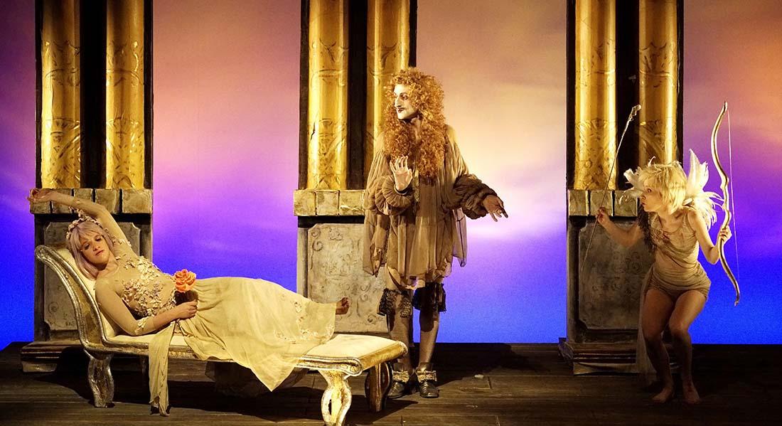 Amour et Psyché, d'après Molière, mis en scène Omar Porras - Critique sortie Théâtre Malakoff Théâtre 71