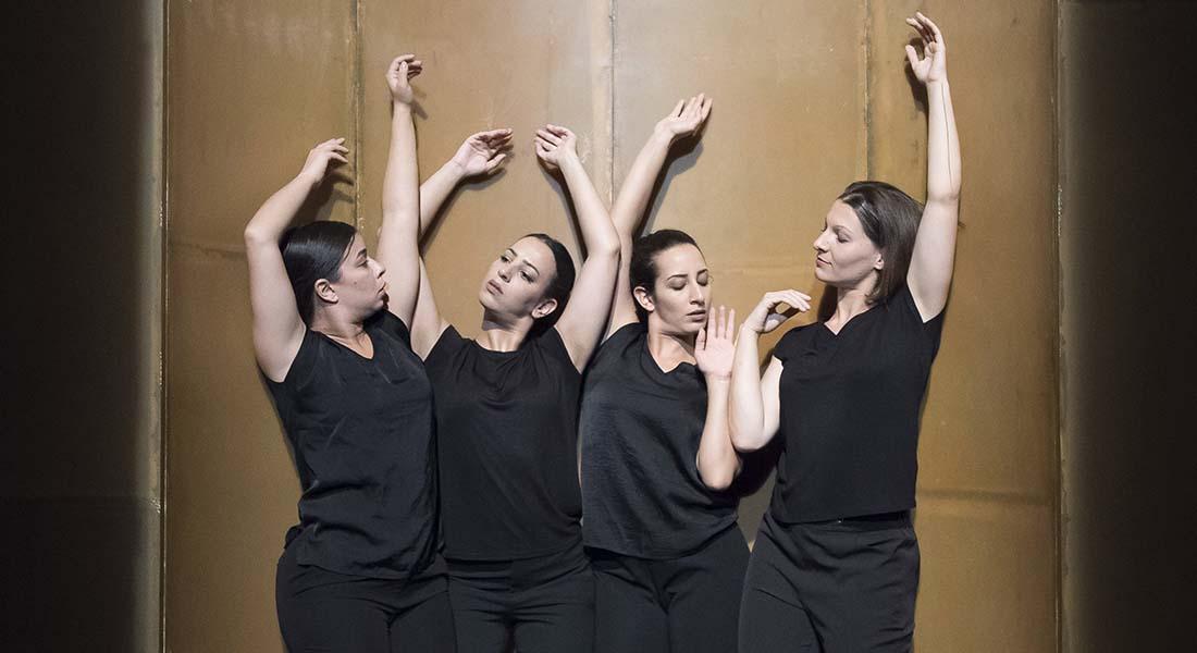 Bnett Wasla de Héla Fattoumi et Eric Lamoureux - Critique sortie Danse Vitry-sur-Seine Théâtre Jean Vilar