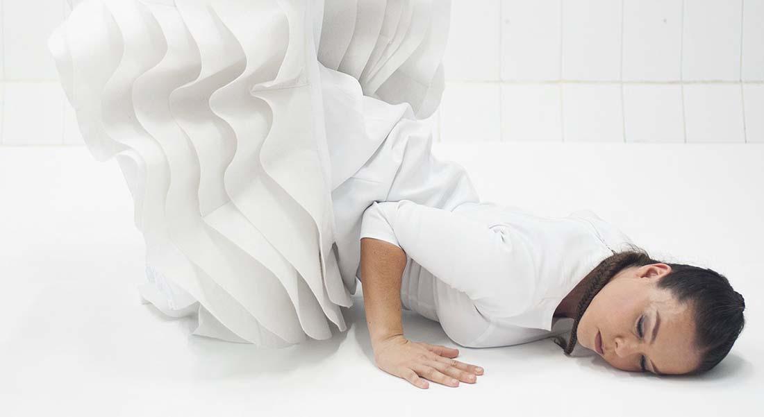 Caída del Cielo de Rocío Molina - Critique sortie Danse Aix-en-Provence Pavillon Noir - Centre Chorégraphique National