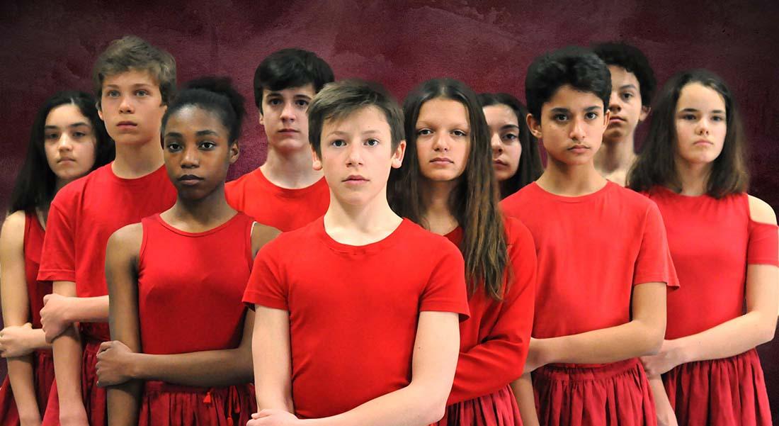 D'Est en Ouest de Josette Baïz - Critique sortie Danse Créteil Maison des Arts de Créteil