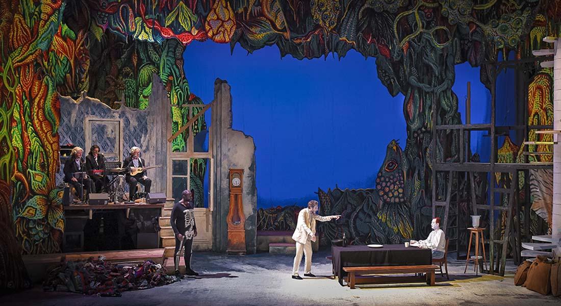 Dom Juan ou Le Festin de pierre par Jean Lambert-wild et Lorenzo Malaguerra - Critique sortie Théâtre Limoges Théâtre de l'Union - CDN du Limousin