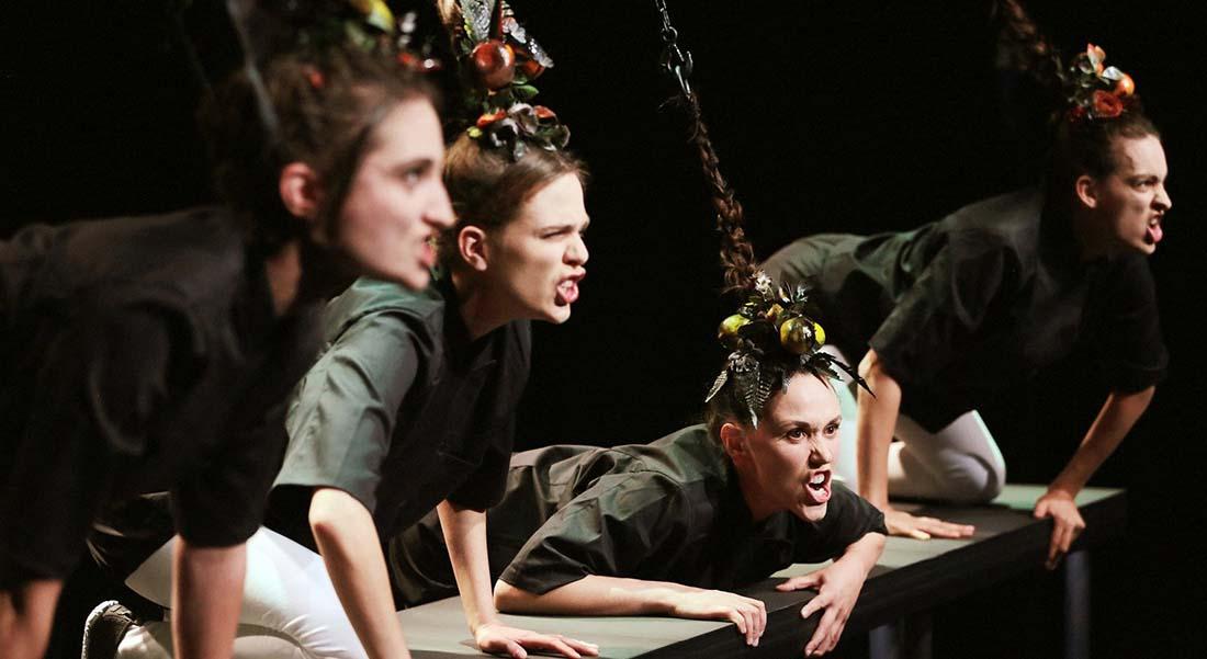 Spring Forward, tour d'horizon de la créativité européenne et un clin d'œil à l'Asie - Critique sortie Danse Vitry-sur-Seine Théâtre Jean-Vilar de Vitry-sur-Seine
