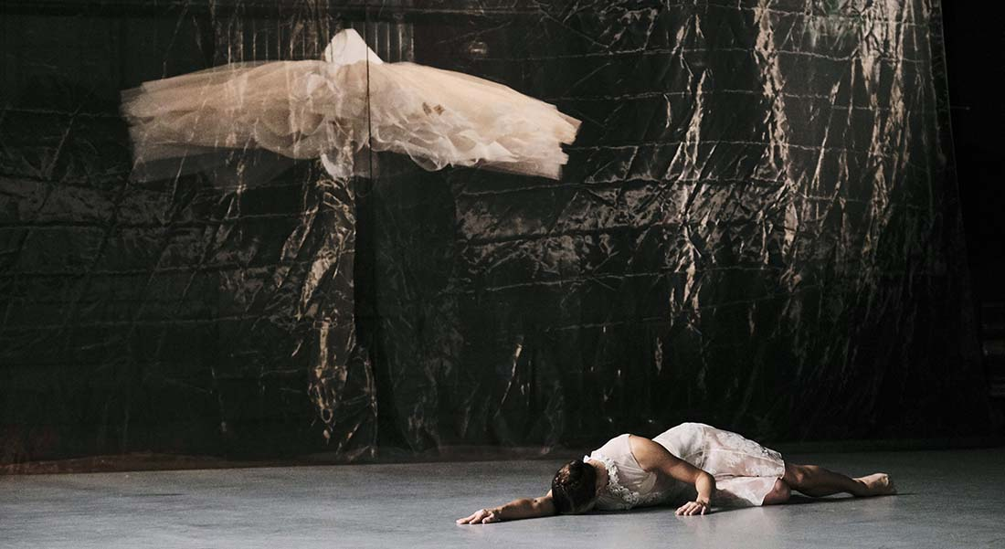 Le Lac des Cygnes du chorégraphe tunisien Radhouane El Meddeb - Critique sortie Danse Paris Chaillot - Théâtre national de la danse