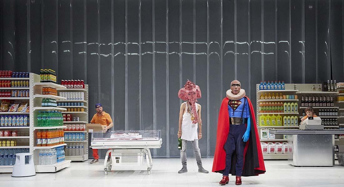 Le Marchand de Venise (Business in Venice) par Jacques Vincey - Critique sortie Théâtre Nice Théâtre National de Nice