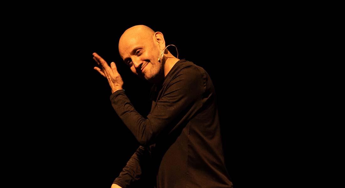 Ma Colombine de Fabrice Melquiot mis en scène et jeu Omar Porras - Critique sortie Théâtre Renens-Malley Suisse. TKM - Théâtre Kléber-Méleau