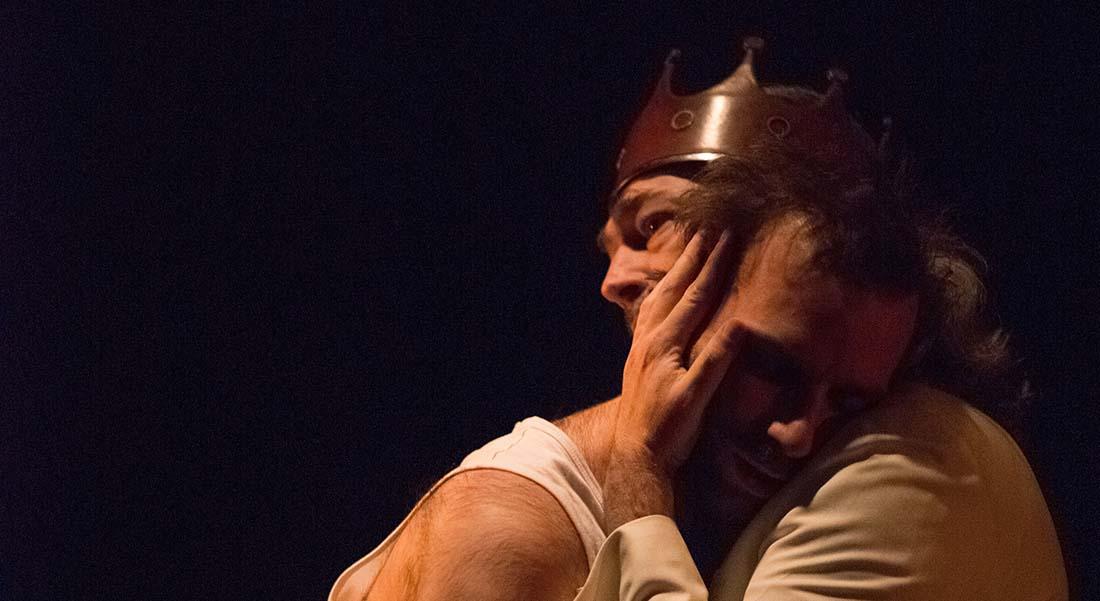 Macbeth, titre provisoire de Gustave Akakpo, d'après Shakespeare, mis en scène par Paola Secret - Critique sortie Théâtre Paris Le Tarmac - la scène internationale francophone