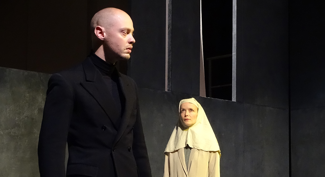 Mesure pour mesure, de William Shakespeare, adaptation et mes Arnaud Anckaert - Critique sortie Théâtre Béthune Coémdie de Béthune
