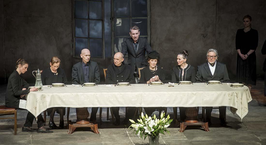 Place des héros de Thomas Bernhard, mis en scène par  Krystian Lupa - Critique sortie Théâtre Sceaux Les Gémeaux