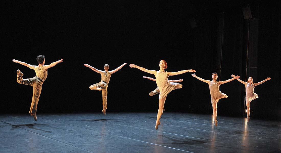 Quatre Tendances/ 7 par le Ballet de l'Opéra de Bordeaux - Critique sortie Danse Bordeaux Opéra National de Bordeaux - Grand Théâtre