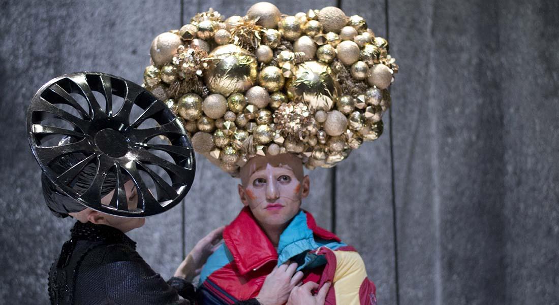 Le costume comme rouage de la mise en scène - Critique sortie Théâtre Mulhouse La Filature à Mulhouse