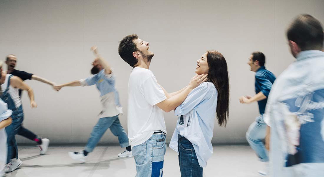Séquence danse avec le 104 - Critique sortie Danse Paris Le Centquatre