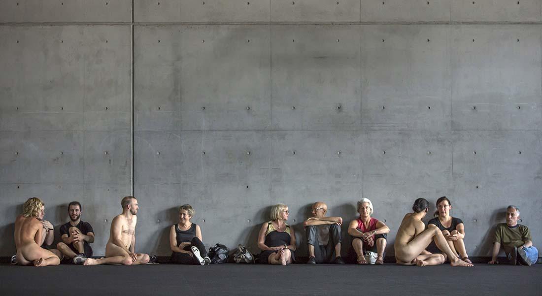 Xavier Leroy en week-end d'ouverture du CND - Critique sortie Danse Pantin Centre national de la danse