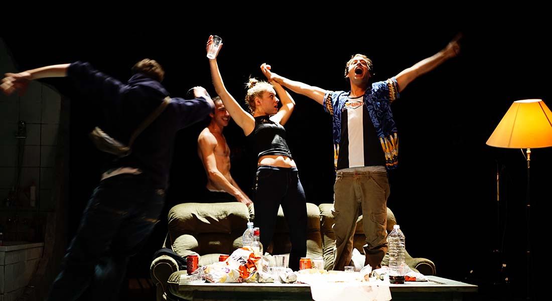 Festival Wet s'impose de plus en plus dans le paysage de l'émergence - Critique sortie Théâtre Tours Théâtre Olympia - CDN de Tours