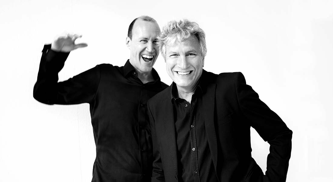 David Linx et Michel Hatzigeorgiou - Critique sortie Jazz / Musiques Paris Studio de l'Ermitage