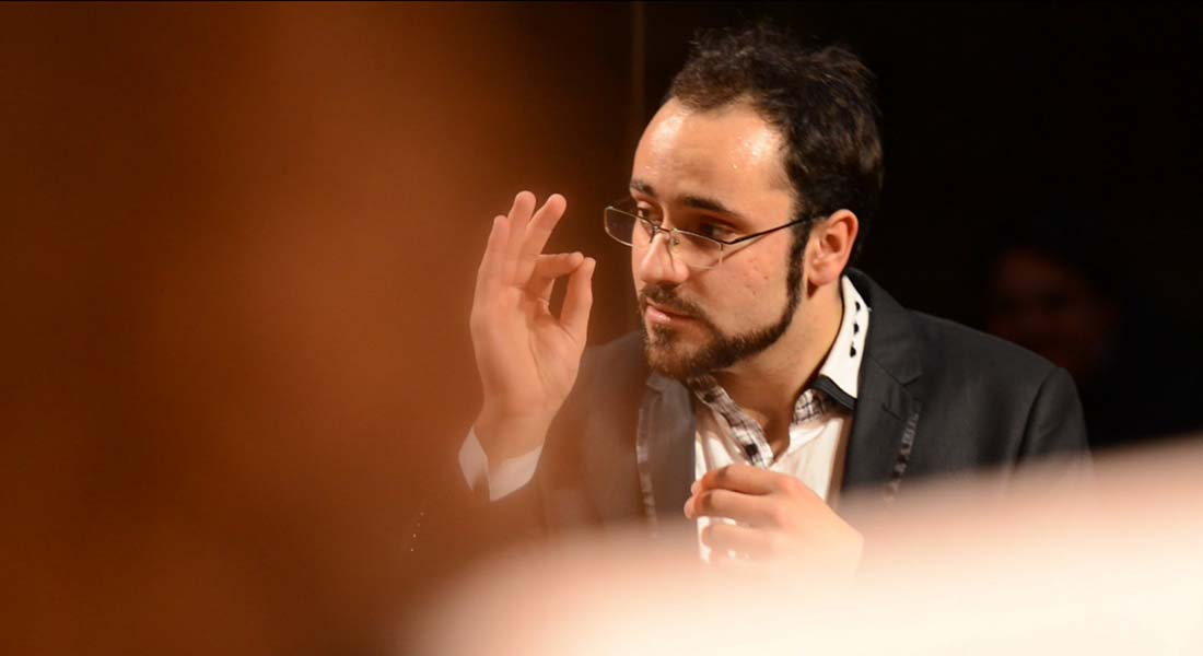Louis-Noël Bestion de Camboulas et l'Ensemble Les Surprises - Critique sortie Classique / Opéra Paris Collège des Bernardins