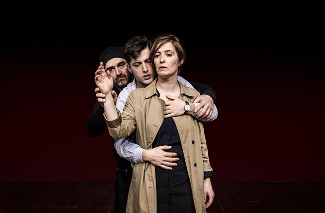 A Bergman Affair de Olivia Corsini et Serge Nicolaï d'après Entretiens privés de Ingmar Bergman - Critique sortie Théâtre Paris Le Monfort Théâtre