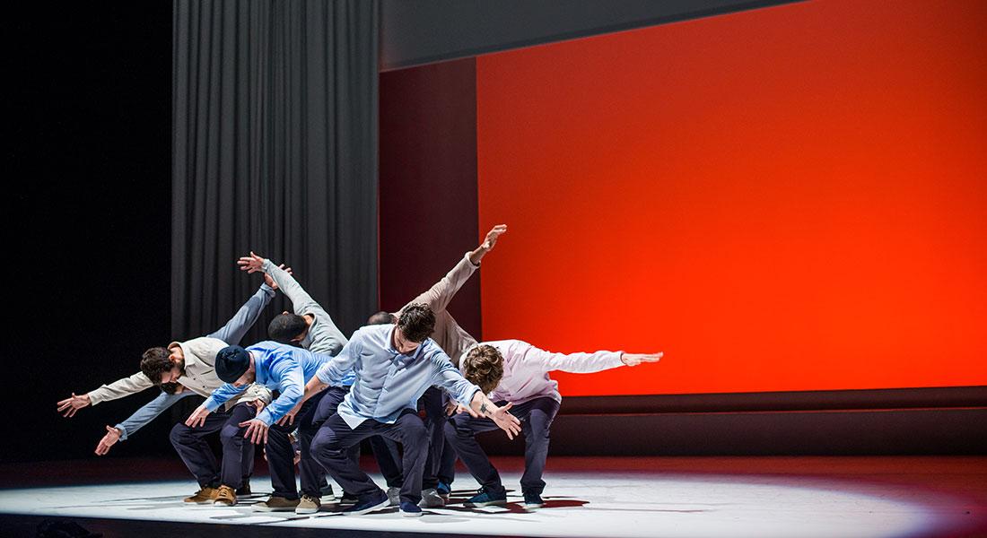 Allegria du chorégraphe Kader Attou - Critique sortie Danse Sceaux Les Gémeaux - Scène Nationale