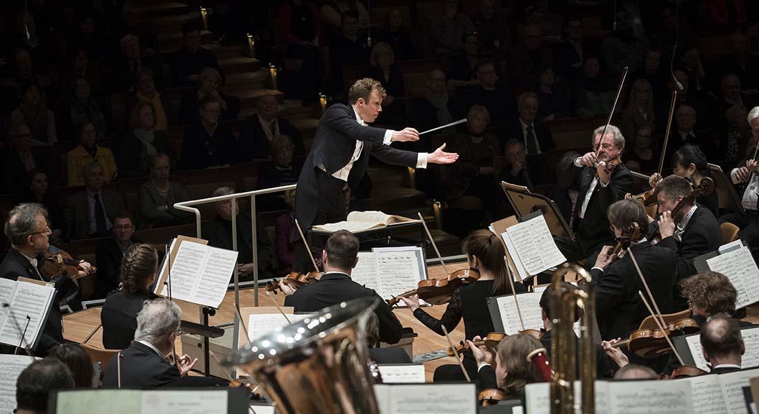 Berliner Philharmoniker et Daniel Harding - Critique sortie Classique / Opéra  Musée d'Orsay