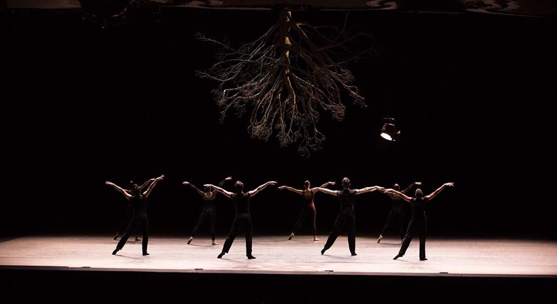 Le Ballet de Boston à Paris avec une œuvre de référence signée Jiří Kylián, Wings of Wax - Critique sortie Danse Paris Théâtre des Champs-Élysées