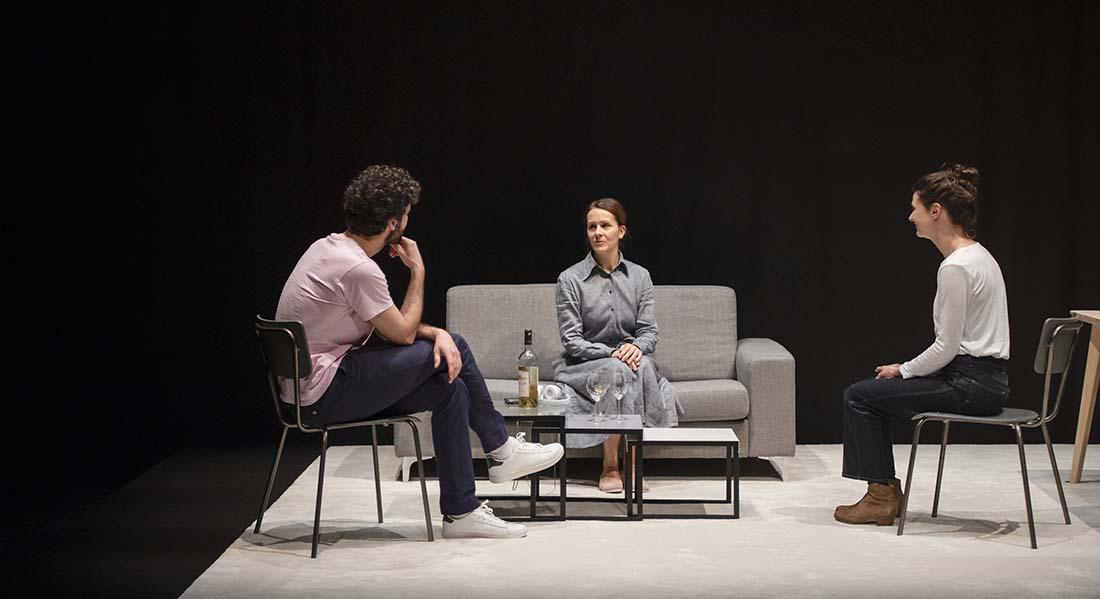 Chanson douce de Leïla Slimani, mis en scène par Pauline Bayle - Critique sortie Théâtre Paris Studio-Théâtre de la Comédie-Française