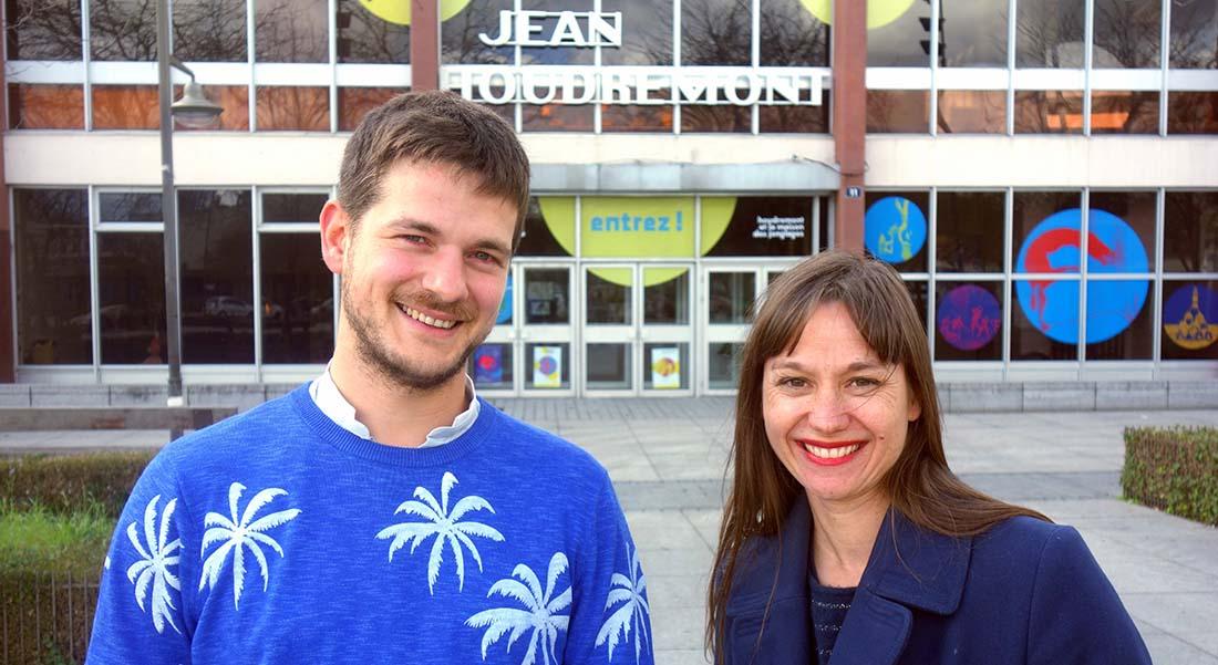 Thomas Renaud et Pauline Simon, un pour tous, tous pour le jonglage - Critique sortie Cirque La Courneuve