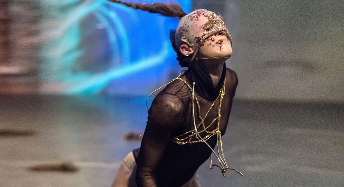 I-clit, chorégraphie Mercedes Dassy - Critique sortie Théâtre Paris Centre Wallonie-Bruxelles