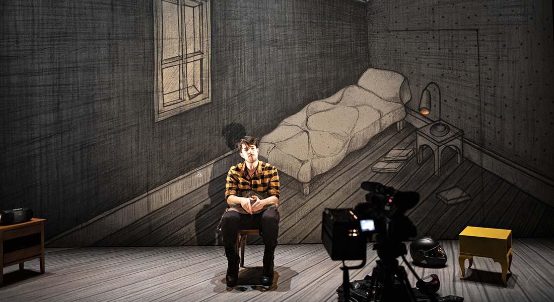 John de Wajdi Mouawad, mis en scène par Stanislas Nordey - Critique sortie Théâtre Ivry-sur-Seine Théâtre des Quartiers d'Ivry - Centre Dramatique national du Val-de-Marne - Manufacture des Œillets