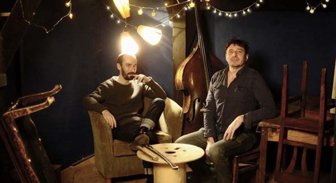 Loïc Lantoine & François Pierron - Critique sortie Jazz / Musiques Ivry-sur-Seine Théâtre d'Ivry