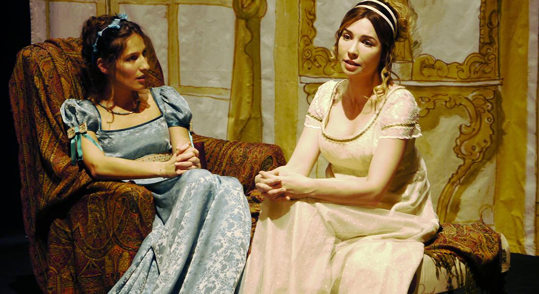 Les Rivaux de Richard Brinsley Sheridan, mise en scène d'Anne-Marie Lazarini - Critique sortie Théâtre Paris Théâtre Artistic Athévains