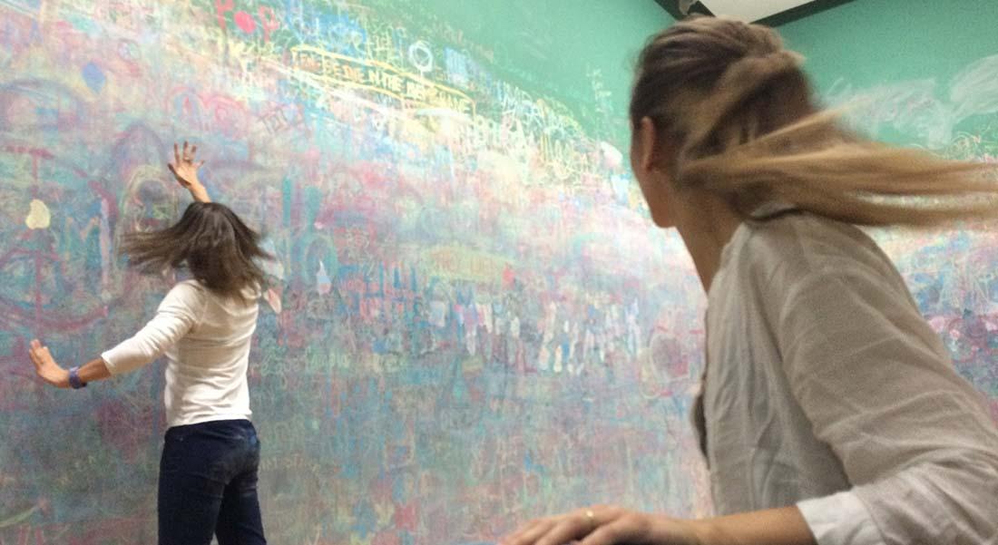 Ma Maîtresse ? Chorégraphie Emilie Buestel et Marie Doiret avec le Collectif Sauf le dimanche. - Critique sortie Danse Evry