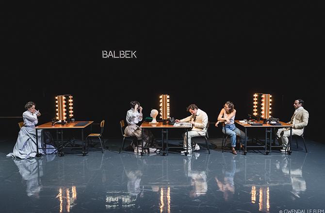 Mephisto {rhapsodie} de Samuel Gallet, dans la mise en scène de Jean-Pierre Baro - Critique sortie Théâtre Ivry-sur-Seine Théâtre des Quartiers d'Ivry - CDN du Val-de-Marne