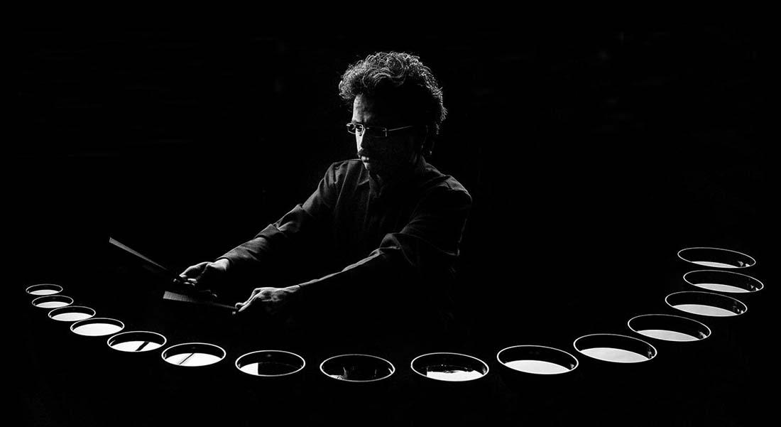 Milind Tulankar - Critique sortie Jazz / Musiques Paris Espace Cardin