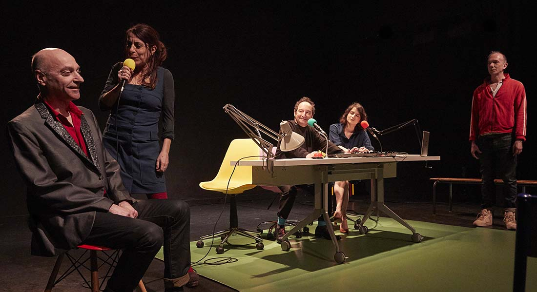 Moule Robert de Martin Bellemare, mis en scène par Benoît di Marco - Critique sortie Théâtre Paris Théâtre de Belleville