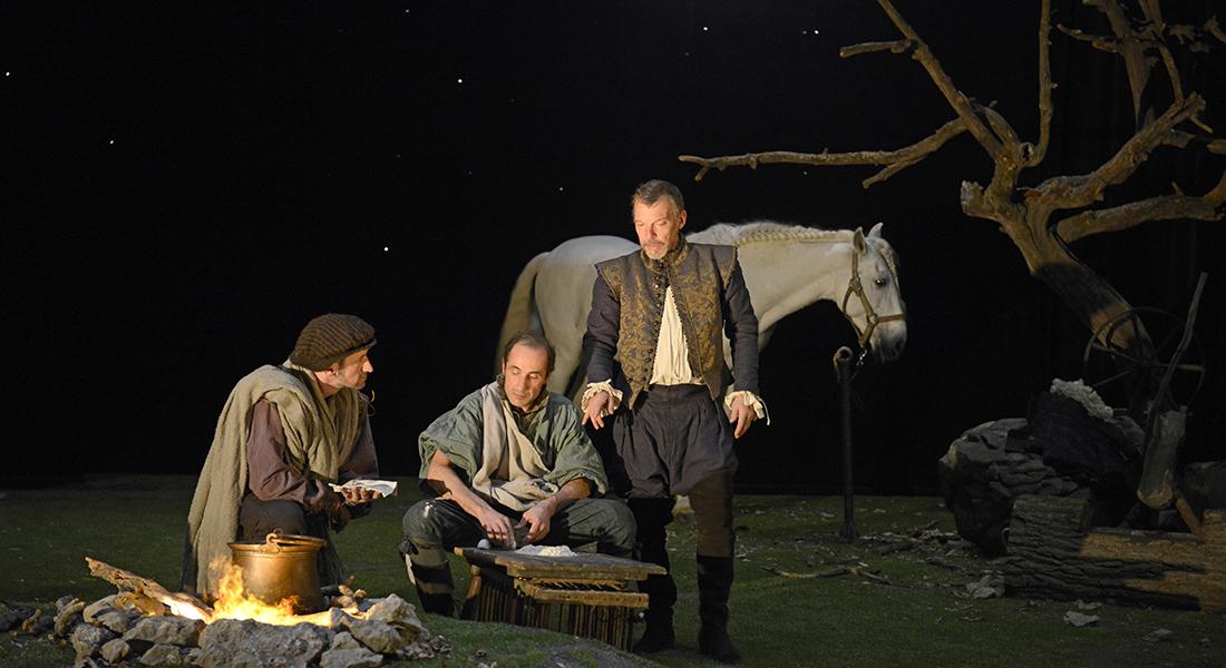 Voyage en Italie d'après Montaigne, mis en scène par Michel Dydim - Critique sortie Théâtre Nancy La Manufacture - CDN Nancy-Lorraine