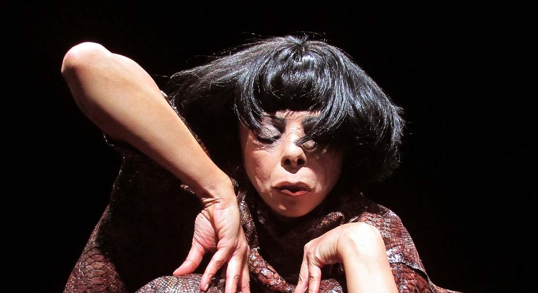Witch noises, Chorégraphie Latifa Laâbissi - Critique sortie Danse Gennevilliers T2G - Théâtre de Gennevilliers