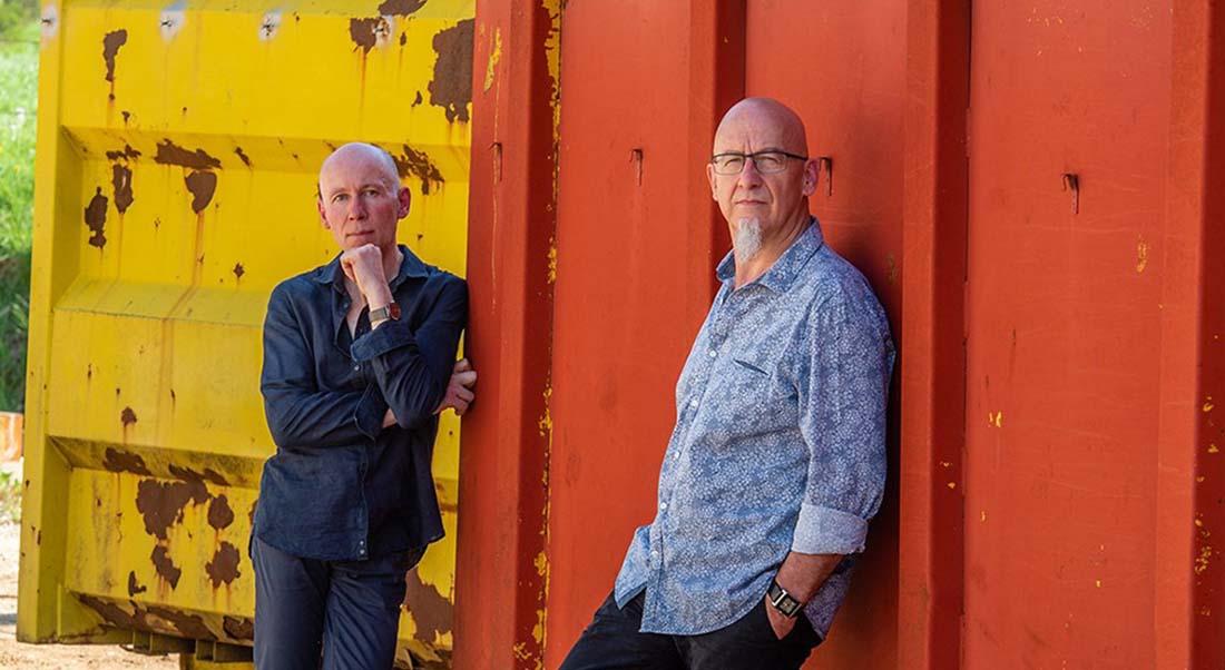Continuum : Yves Rousseau et Jean-Marc Larché - Critique sortie Jazz / Musiques Les Lilas Le Triton