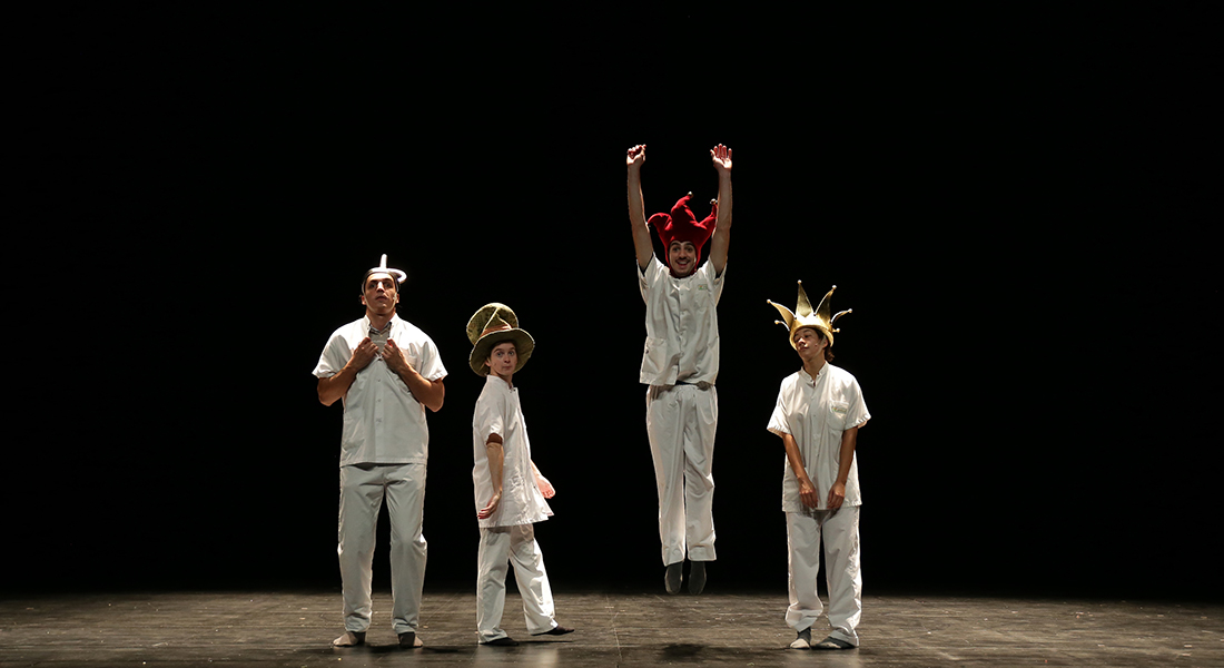 Logiquimperturbabledufou de Zabou Breitman - Critique sortie Théâtre Paris Théâtre du Rond-Point