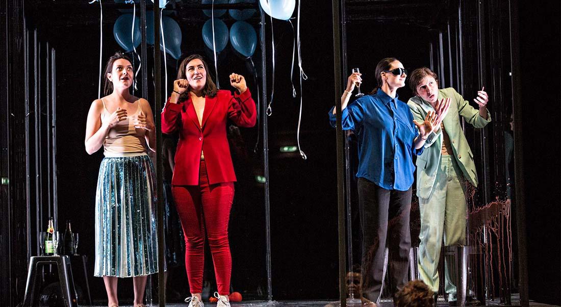 Atomic Man, chant d'amour de Julie Rossello, mis en scène Julie Rébéré - Critique sortie Théâtre DIJON Théâtre Dijon Bourgogne - Centre Dramatique National
