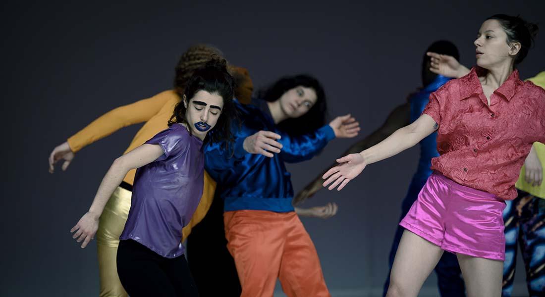 Batailles d'images de la chorégraphe Stéphanie Thiersch - Critique sortie Danse Nîmes Théâtre de Nîmes