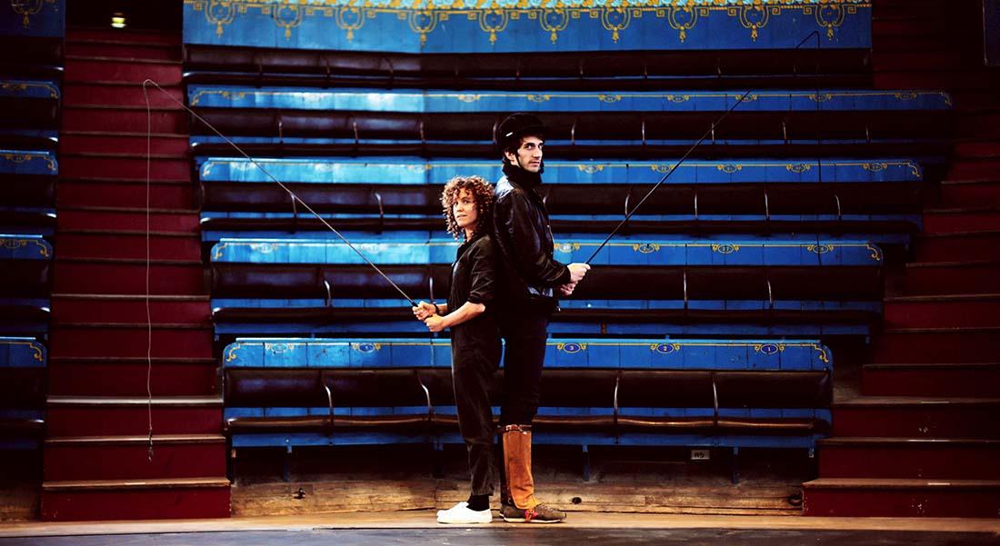Carrousel de Vincent Thomasset - Critique sortie Danse Paris Théâtre de l'Aquarium La Cartoucherie