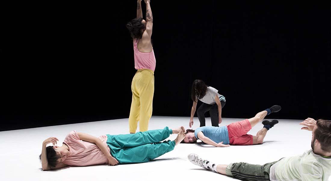 Cosmic Love de Clara Furey - Critique sortie Danse Paris Théâtre de l'Aquarium La Cartoucherie