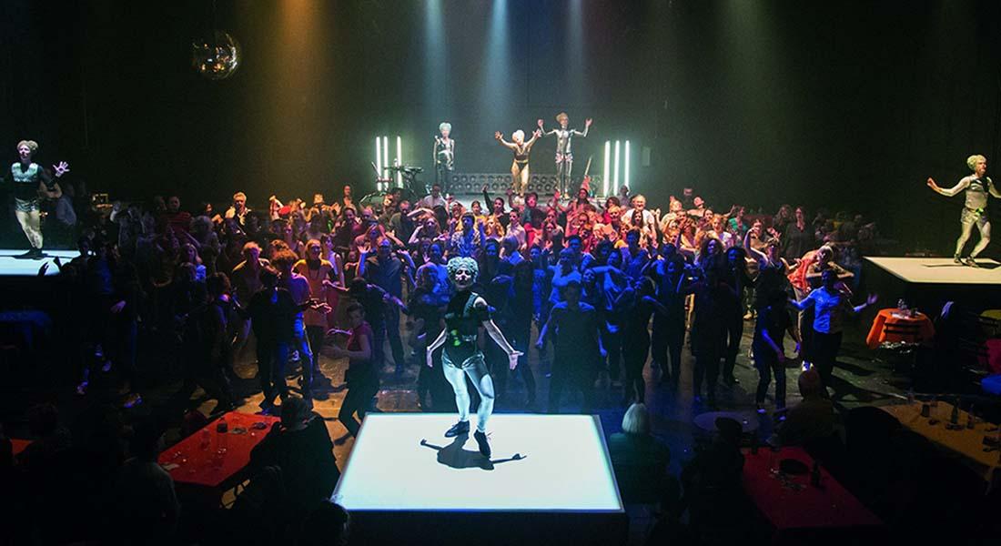 Semaine Drôle de danse à l'Onde de Vélizy - Critique sortie Danse Vélizy-Villacoublay L'Onde - Théâtre Centre d'art